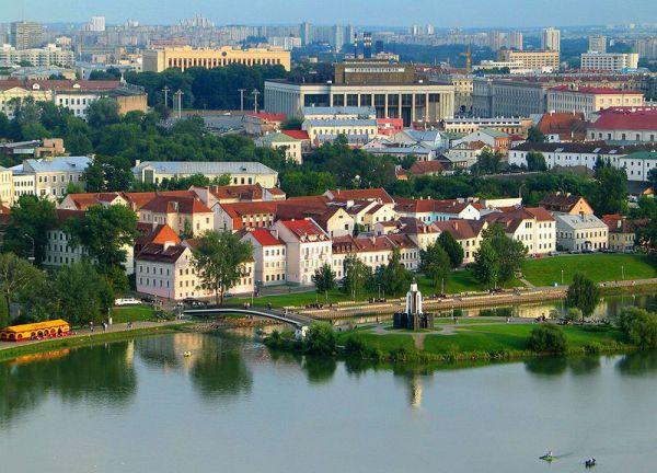 города и люди Беларуси