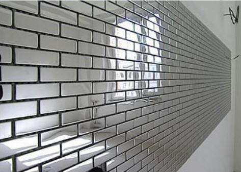 Зеркальная плитка вМоскве
