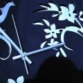 Фотографии Часы Голубка черная (образец)