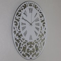 Фотографии Часы Зеркальный овал (образец)
