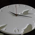 Фотографии Часы Птицы на ветке зеркальные (образец)