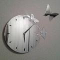 Фотографии Часы Порхающие бабочки (образец)