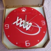 Настенные часы для компаний