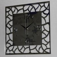 Часы Зеркальная Паутинка (образец)