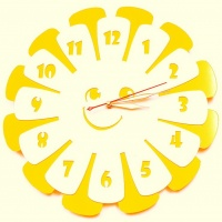 Солнышко-цветочек (образец)