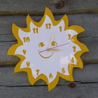 Солнышко-огонек (образец)