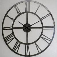 Настенные часы Римские зеркальные 60 см (образец)