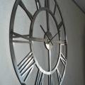 Фотографии Настенные часы Римские зеркальные 60 см (образец)