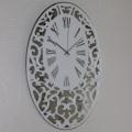 Фотографии Настенные часы Овал 42х64 (образец)