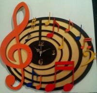 Часы Музыка